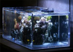 China Customize Lucite Acrylic Aquarium Tanks Thickness 20mm To 500mm on sale