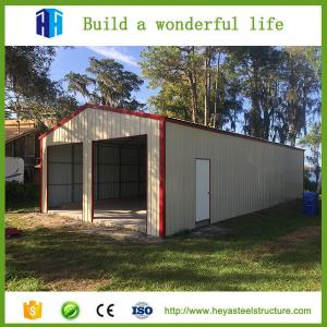 China low cost warehouse prefabricated steel structure with short construction period on sale