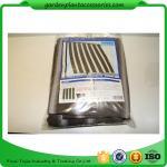 Многофункциональные плетение тени сада/крышка тени завода для завода защищают нашивки 1,8 * 2.1м Браун