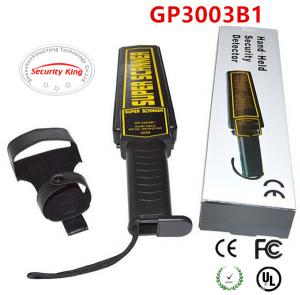 China military  portable metal detector Hand Held Metal Detector  (GP3003B1) on sale