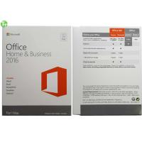 Microsoft Office 2016 Pro Home and Business for Mac PKC Version