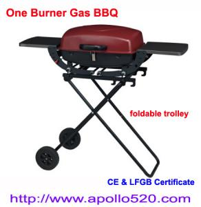 China Outdoor Camping Barbecue Gas Grill on sale