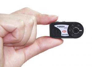 China Mini caméscope de la vision T8000 nocturne tout l'enregistreur de caméra du pouce DVR de corps en métal on sale