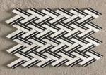 340x300mm Marble Mosaic Tileand mosaic 280x320mm / mosic marble tile