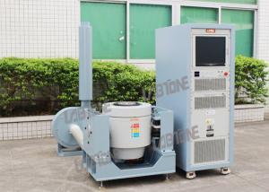 China Sistemas da tabela do abanador da vibração para soluções dos testes da bateria de choque e da vibração on sale