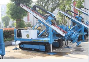 China XITAN MDL-150D Crawler Anchor Drilling Rig (Water well drilling machine Piling single/double/triple tube) on sale
