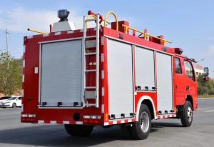 China Fire Protection Emergency Rescue Vehicles Aluminium Roller Shutter on sale