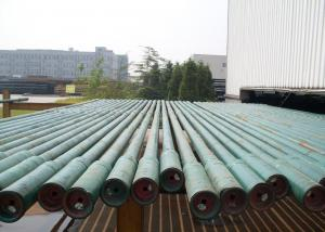 China Integral Heavy Weight Drill Pipe , Welded Drill Steel Pipe Hwdp In Aisi 4145h Material on sale
