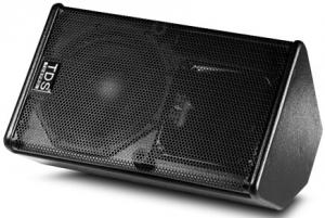 China Small Musical Vocal Stage Monitors 8 Inch Portable Acoustic Wedge Monitor Speakers on sale