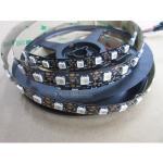 Lumière de bande de RGBW101 LED, couleur 4 dans une puce, rgbw101 accessible programmable numérique