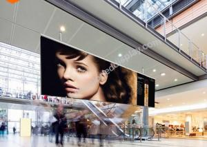 China Large dust proof P6 Outdoor Rental LED Display with video Graphic Text flash input on sale