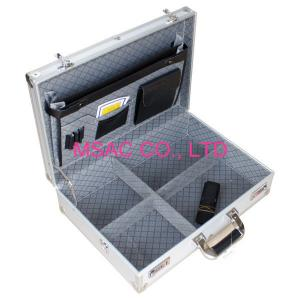 China Multi - Purpose Aluminum Attache Case Durable For Packing Office Documents on sale