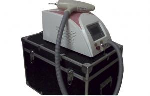 China Medical Diode ND Yag Laser Hair Removal Machine 532nm For Beauty Salon on sale