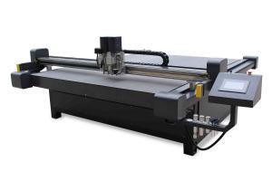 China Convenient DCZ7X Series Cnc Foam Cutter Machine For Corrugated Sheet on sale
