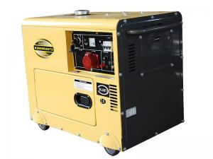 China Professional Portable Silent Diesel Generator For Residential Backup on sale
