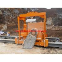 Quarry Chain saw machine for quarrying and mining marble cutting,limestone cutting