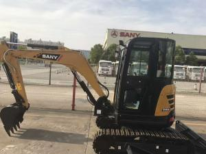 SANY SY35C 3 5t Small Cheap Mini Excavator with CE