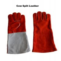 Long finger Workout Safety Gloves Red Color Safety Gloves for men and women workout gloves safety gloves