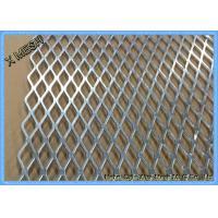 Flattened Expanded Metal Stainless Steel Mesh Diamond Pattern Fit Beekeeping