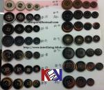 botão de revestimento 32L da porcelana
