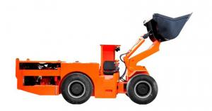 China Variable Speed Underground Mining Machines 1 Ton Payload 2000kg Reliable on sale