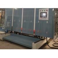 Custom Double Glazing Equipment , Glass Processing Machines 45m/Min Transmission Speed