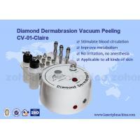 China 3 in 1 skin care Vacuum Spray Diamond Micro Dermabrasion skin peeling machine on sale