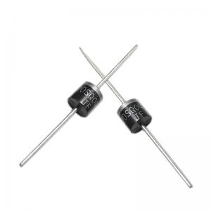 China General Purpose Silicon High Voltage Rectifier Diode High Forward Surge Current Capability on sale