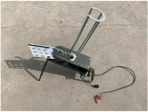China Portable automatic trap thrower Automatic clay trap thrower clay pigeon thrower, clay target thrower, launcher supplier