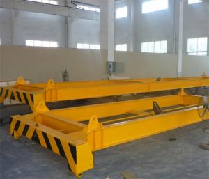 China Industrial Mechanical Container Lift Spreader For Lifting 20 ft / 40ft Containers on sale