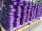 Polyester flat webbing sling ,  WLL 1T ,   safety factor 7:1  , According to EN11492-1 Standard,  CE,G