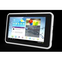 7inch Dual core tablet pc, 1.2G processor GPS Bluetooth 3G Phone call Dual SIM