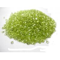1.5mm Round Small Peridot Loose Gemstones For Jewelry Settings