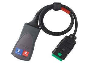 China Lexia 3 Citroen Peugeot Auto Diagnostic Tool PP2000 V25 With Diagbox V7.76 Software on sale