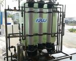 Industrial Ultrafiltration 30 Ton / Day Membrane Filtration Equipment