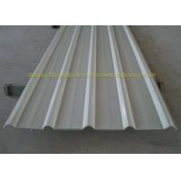 0.12mm - 0.8mm Color Coated Corrugated Metal Roofing Sheet Building Material