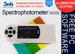 2,8 avancez le spectrophotomètre petit à petit colorimétrique NH300 d'affichage pour l'essai de shampooing et de conditionneur de bain