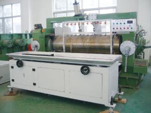China ポリ塩化ビニール シートの放出装置、対ねじプラスチック プロフィールの生産ライン on sale