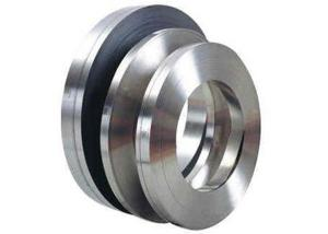 China BA Finish Cold Rolled Stainless Steel Strip Excellent Acid Resistance on sale