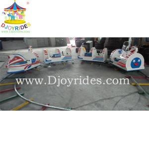 China Theme park equipment amusements rides electric train for sale on sale