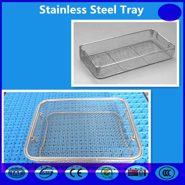 304 Stainless Steel Wire Sterilizing Baskets for sale – Metal Mesh ...
