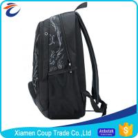 Different Kinds Laptop Womens Gym Backpack / Yoga Mat Backpack Water Resistance