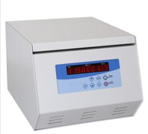 China Tabletop laboratory centrifuge, low speed centrifuge for medical use on sale