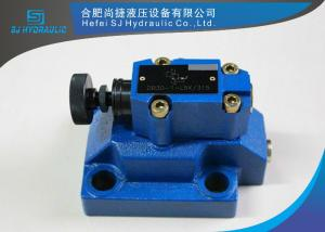 China 350 Bar Hydraulic Cylinder Check Valve , DB30 Hydraulic Pilot Check Valve  on sale