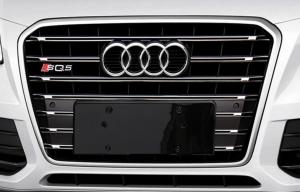 China Modified Auto Front Grille for Audi Q5 2013 SQ5 Style Chrome Grille on sale