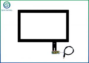 China 18.5 Inch ILI2302 USB Controller Capacitive Multi Touch Screen For POS Kiosk And Panel PCs on sale
