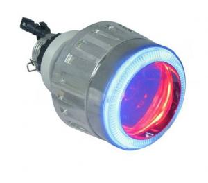 China H4 projector lens bixenon kit  Luces de bixenon angel eye on sale