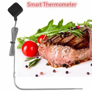 China Instant read meat  Probe thermometer food probe thermometer leave in meat thermometer Smart Bluetooth BBQ Thermometer on sale