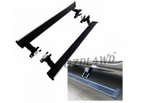 China Retractable Power 12v Automatic Electric Side Steps For Nissan Navara Np300 on sale