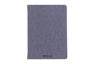 China Jean Fabric Custom Hardcover Notebook Manufacturers Promotional Gifts Support on sale